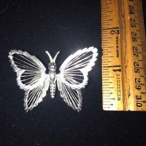 Vintage Monet Butterfly 🦋Brooch Pin